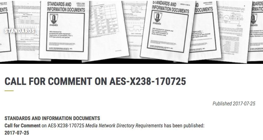 http://clynemedia.com/AES/Standards_X238/AES_X238.jpg