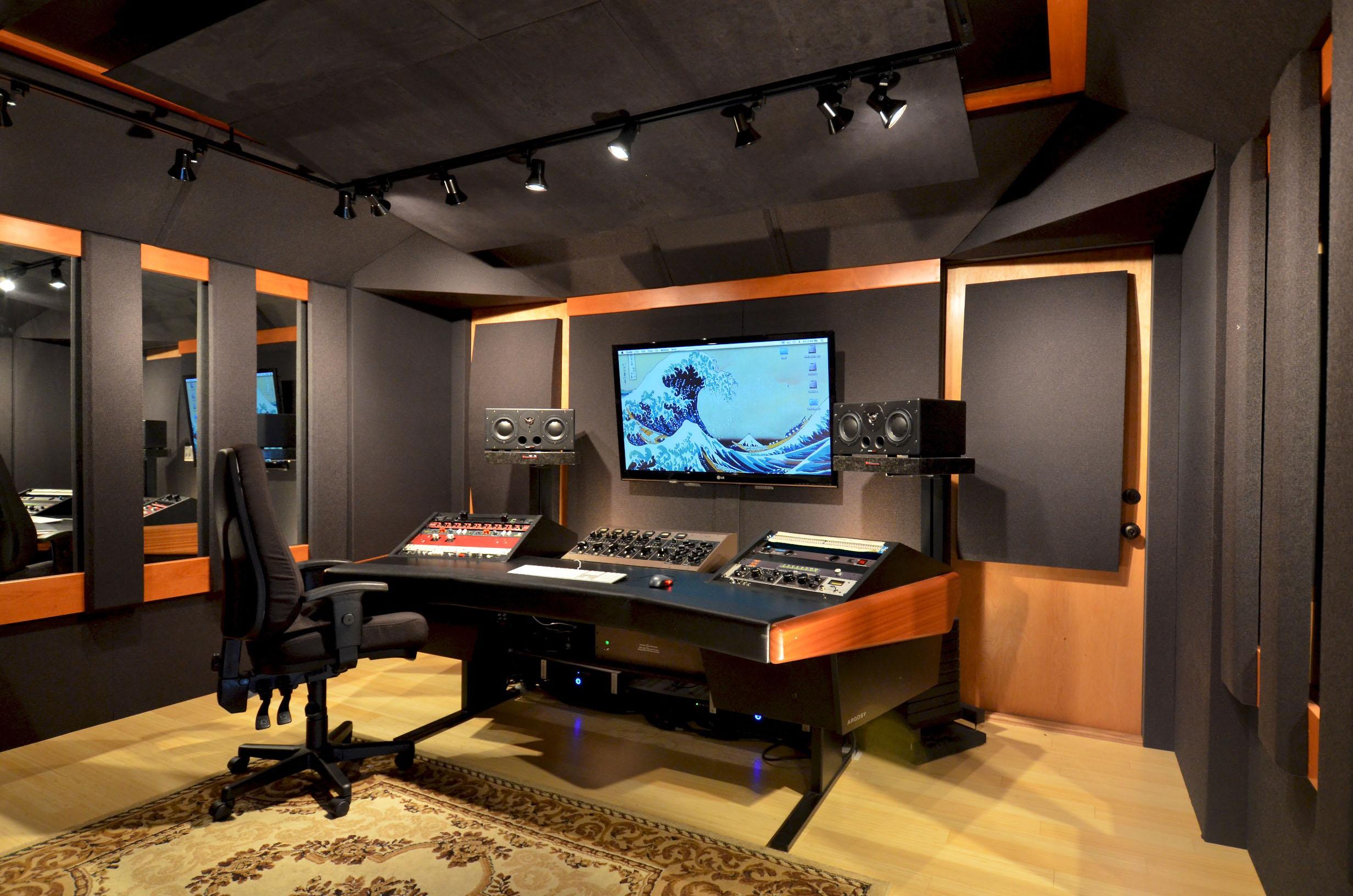 Excellent Home Music Studio Design Ideas Interior Decorating Ideas Small Largest Home Design Picture Inspirations Pitcheantrous