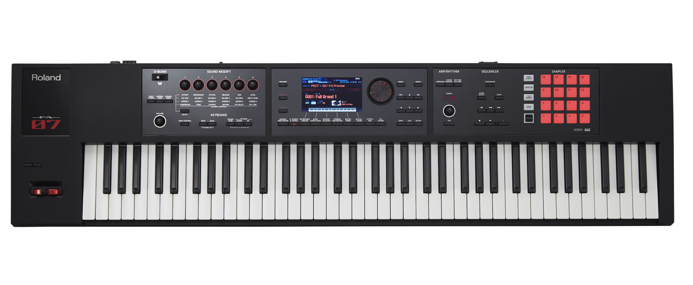 Roland Unveils Two Keyboards for Performance and Music Production