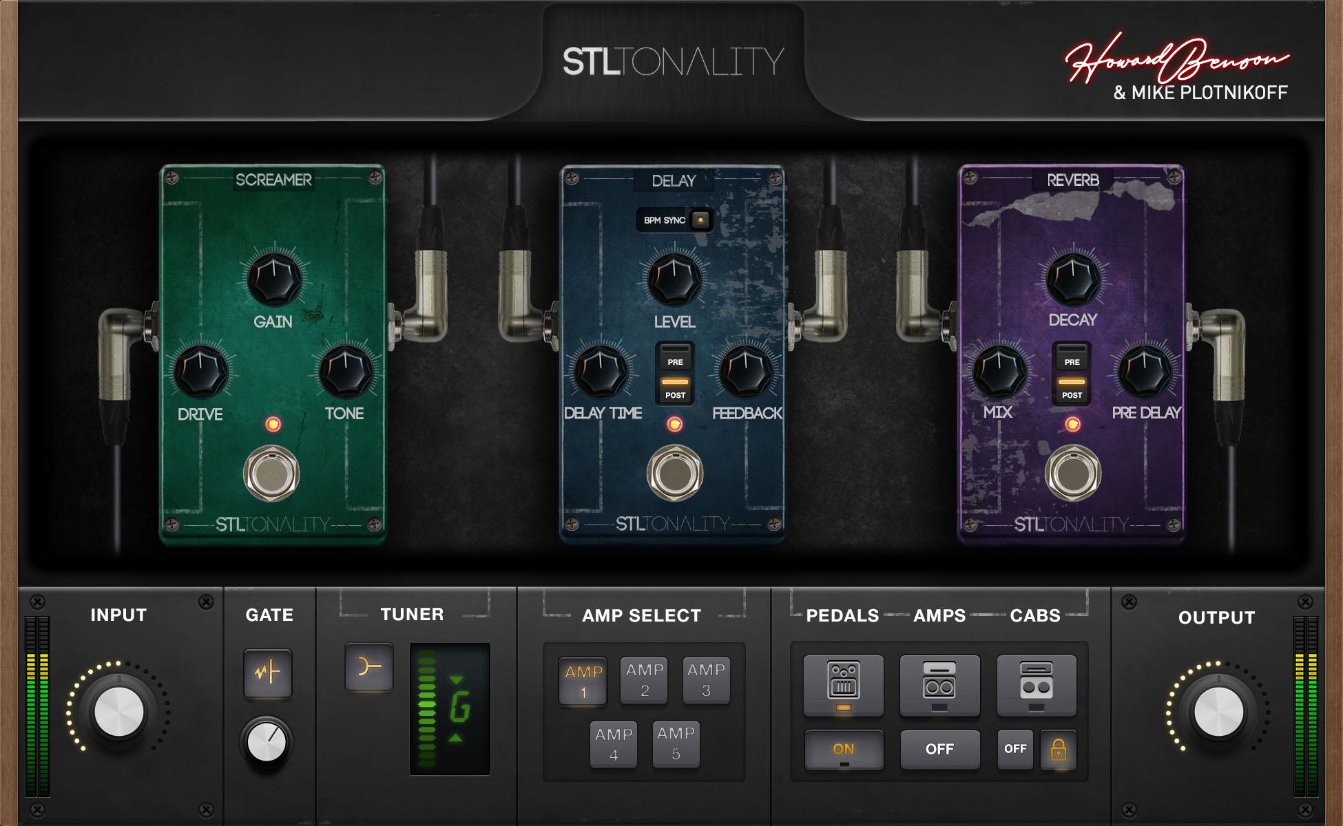 STL Tones