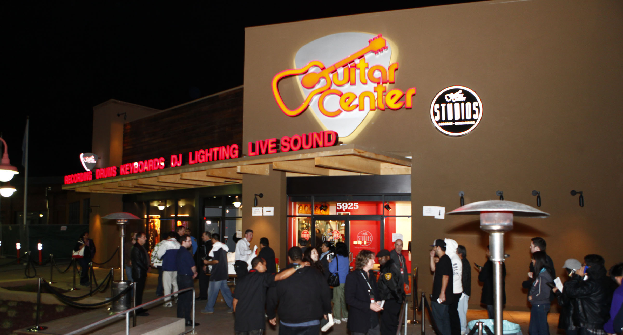 Guitar Center Studios Emeryville Guitar Center Emeryville