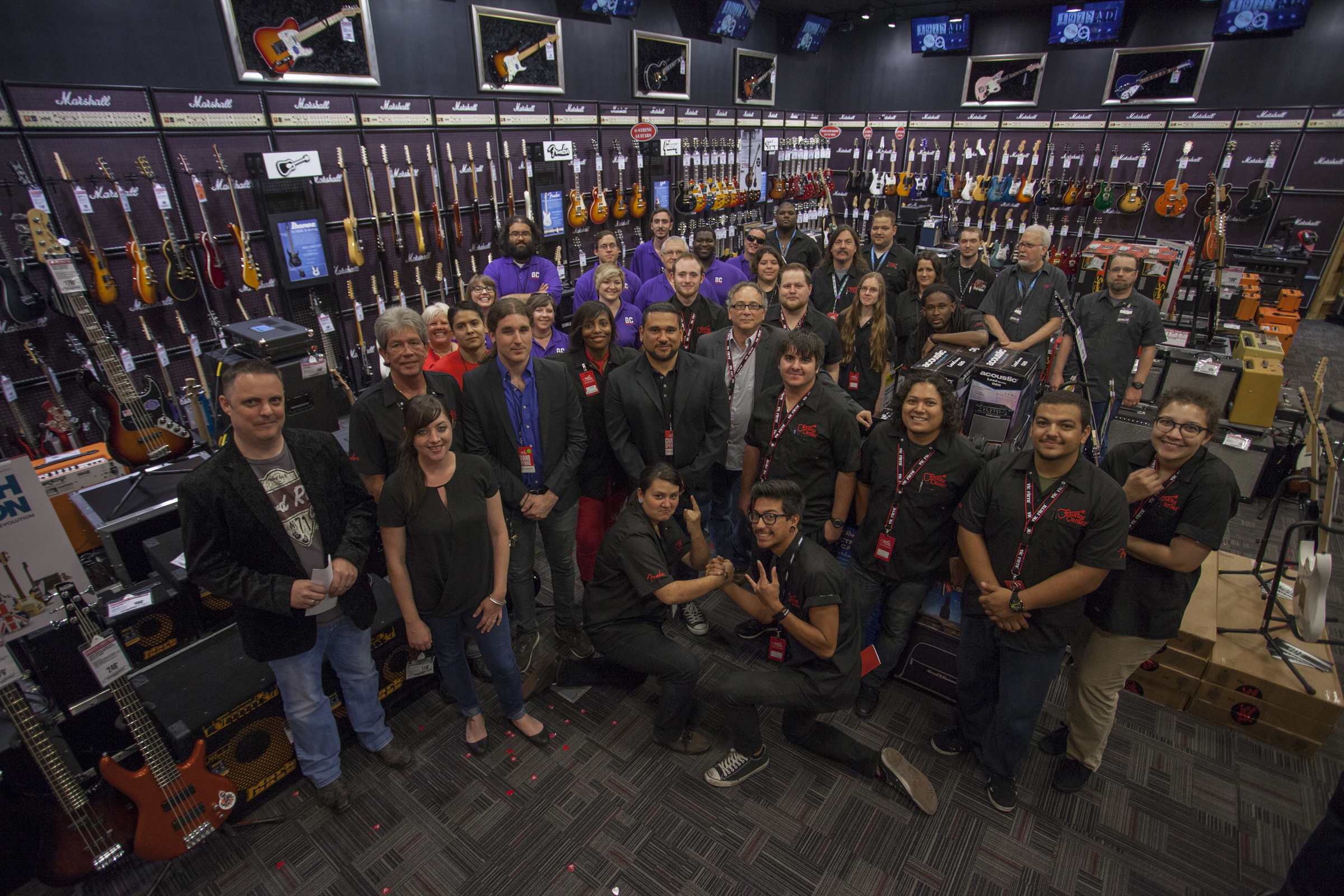 News Guitar Center Opens New Store And Lessons Studio In