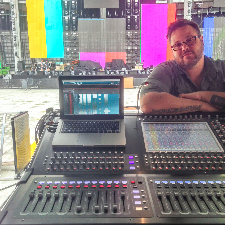 Mi2N com - FOH Engineer Zito Uses DiGiGrid MGB For OneRepublic's